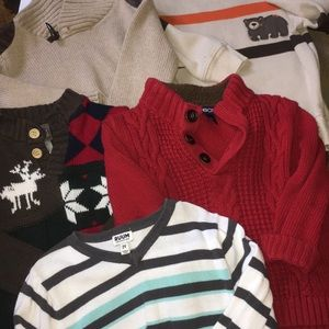 Lot of five size 2 toddler